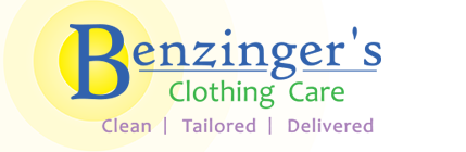 Benzinger's Clothing Care - 716-649-6499, Hamburg, Orchard Park, Derby, East Aurora, Lancaster, Southtowns